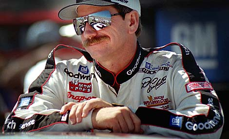 The Life and Times of the Intimidator